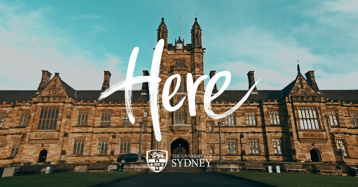 here the university of sydney 360º tour
